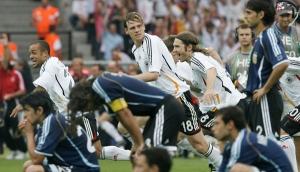 Alemania elimina a Argentina en el Mundial  2006
