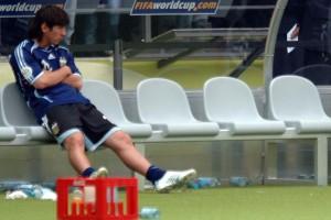 Lionel Messi suplente en Mundial Alemania 2006