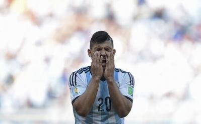 "Sergio ""Kun"" Agüero se pierde el Mundial de Brasil 2014 por lesión"