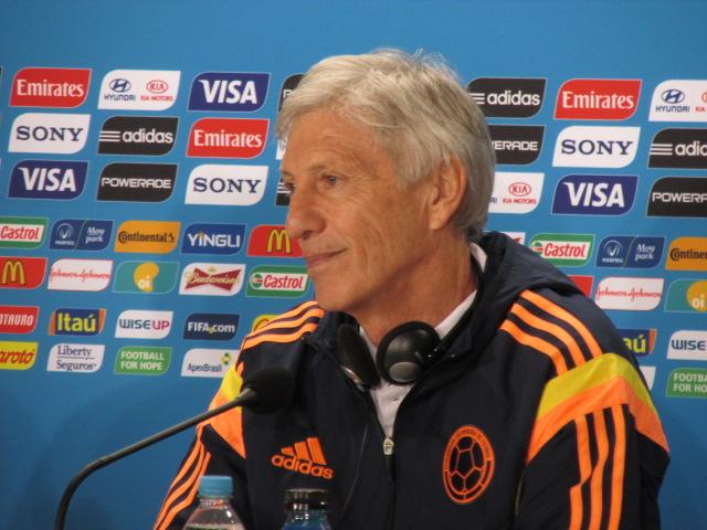 Entrenador de Colombia, José Pekerman