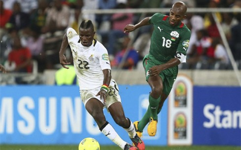 Copa Africa 2015