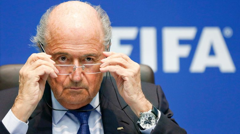 Joseph Blatter FIFA