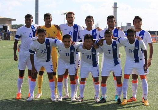 Guam consiguió histórico triunfo sobre India 2-1 camino a Rusia 2018