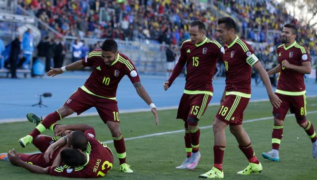 Colombia Venezuela Copa América