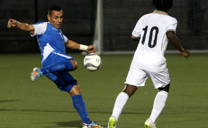 Nicaragua venció 1-0 a Surinam, camino a Rusia 2018