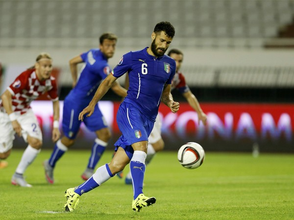Croacia Italia Euro2016