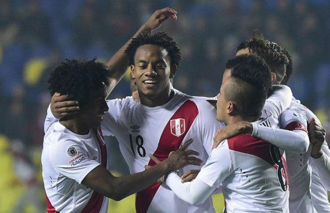 Perú Paraguay Copa América