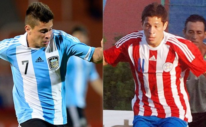 Paraguay Argentina Iturbe