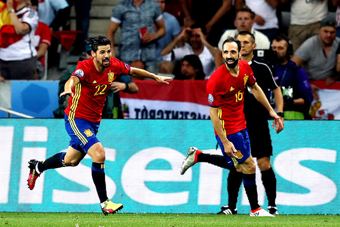 España Turquía Eurocopa 2016