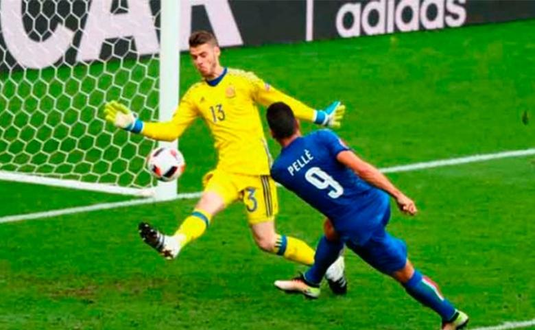 Italia España Eurocopa