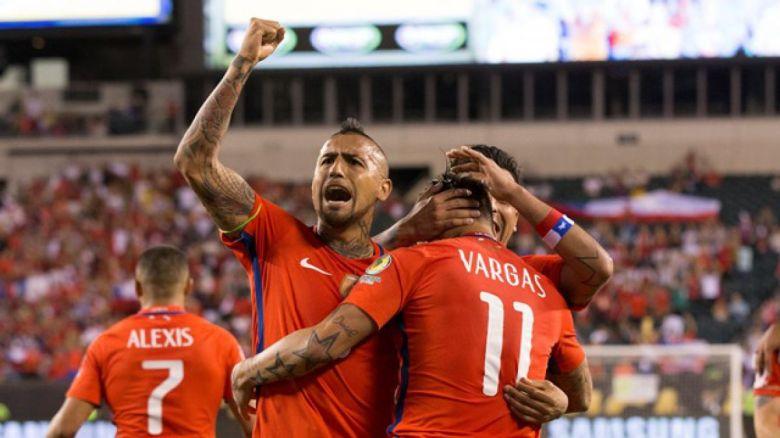 Chile Panamá Copa América Centenario
