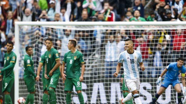 Argentina Bolivia Copa América Centenario