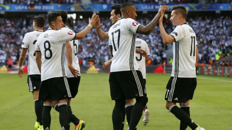 Alemania Eslovaquia Eurocopa 2016