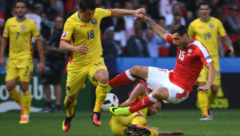 Rumania Suiza Eurocopa 2016