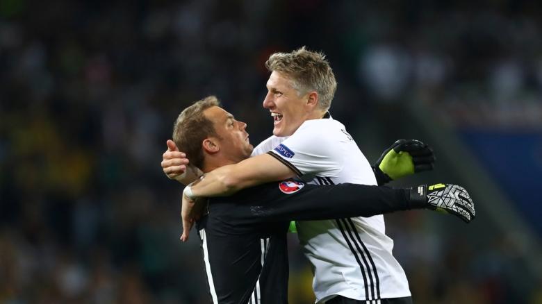 Alemania Ucrania Eurocopa 2016