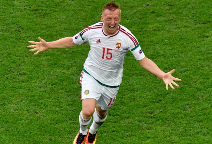 Hungría Austria Eurocopa 2016
