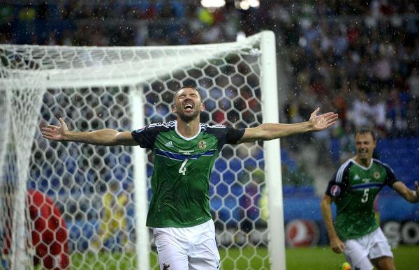 Irlanda del Norte Ucrania Eurocopa 2016