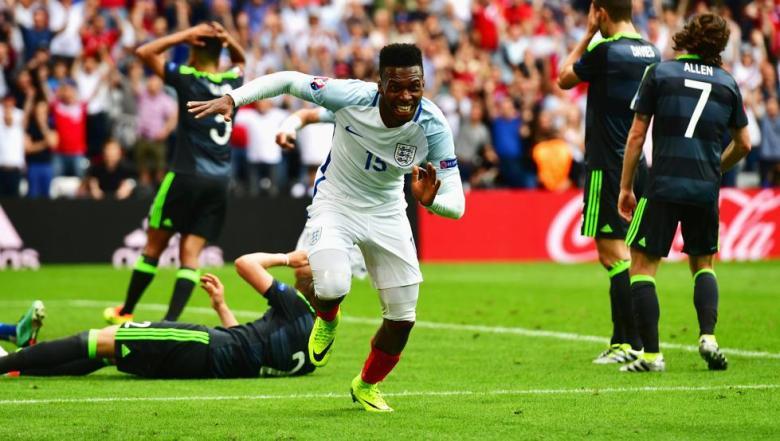 Inglaterra Gales Eurocopa 2016