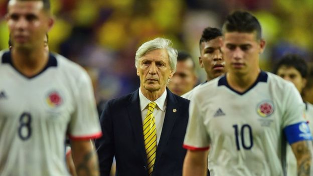 Colombia Pekerman James Rodríguez