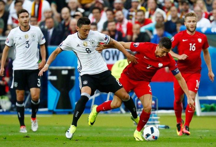Alemania Polonia Eurocopa 2016