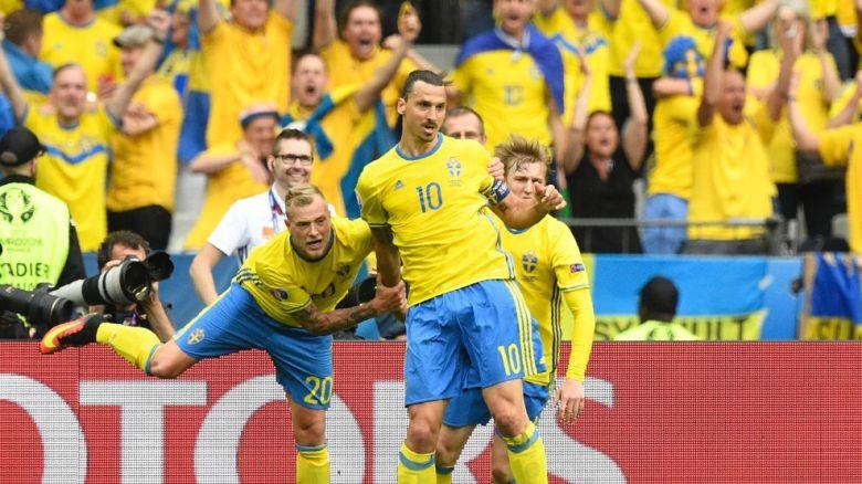 Suecia Irlanda Eurocopa 2016