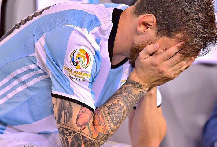 Argentina Copa América Messi