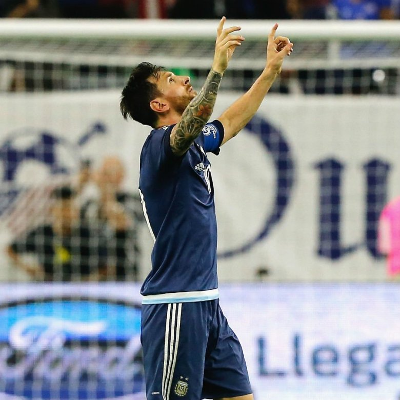 Messi Argentina Estados Unidos Copa América