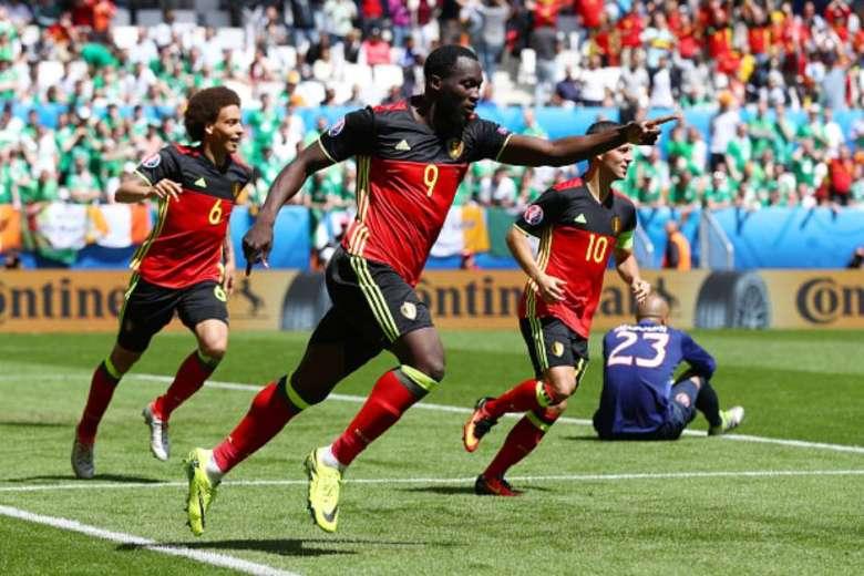 Bélgica Irlanda Eurocopa 2016