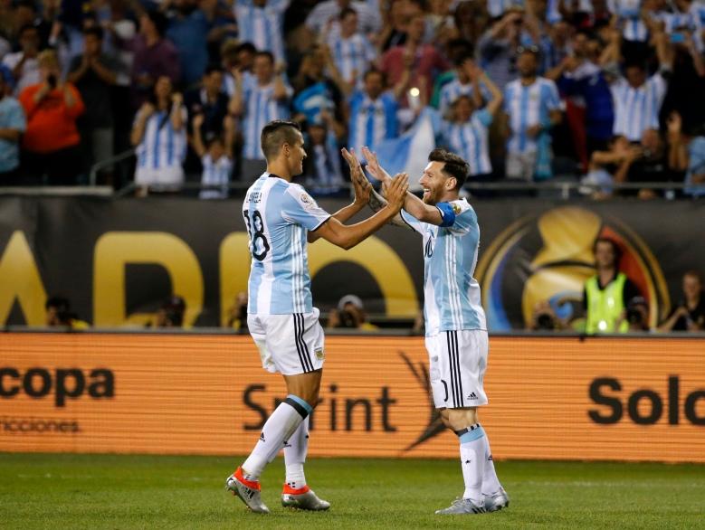 Messi Argentina Panamá Copa América Centenario