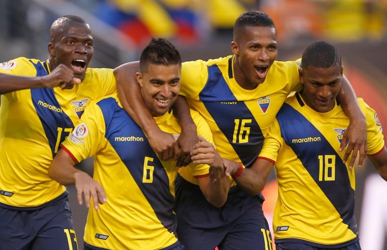Ecuador Haití Copa América Centenario