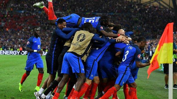 Francia Albania Eurocopa