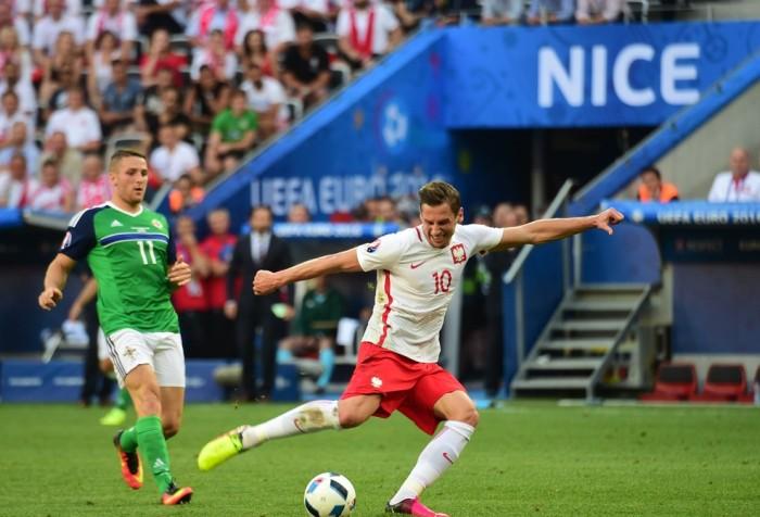 Polonia Irlanda del Norte Eurocopa 2016