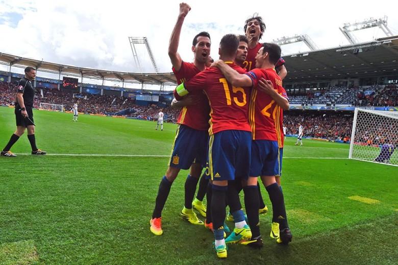 España República Checa Eurocopa 2016