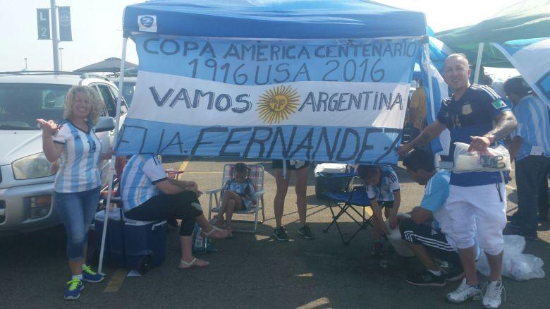 Chile Argentina Copa América Centenario