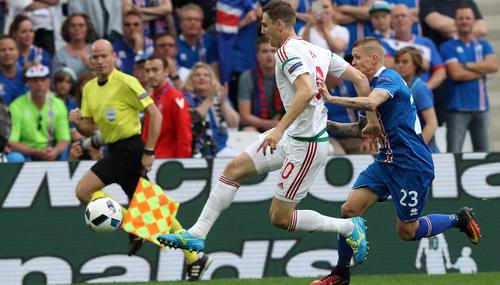 Hungría Islandia Eurocopa 2016
