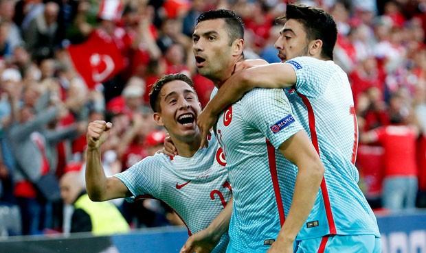 Turquía República Checa Eurocopa