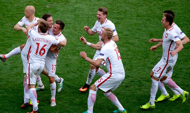 Polonia Suiza Eurocopa 2016