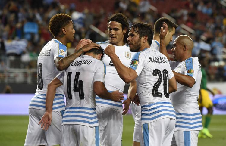 Uruguay Jamaica Copa América Centenario