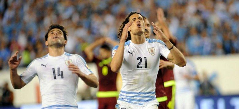 Uruguay Venezuela Copa América Centenario