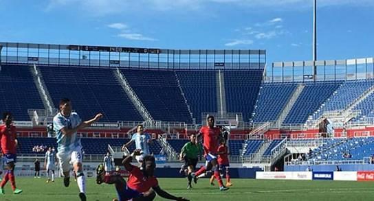 Argentina Haití Juegos Olímpicos Sub 23
