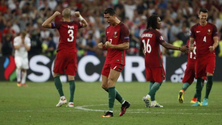 Portugal Polonia Eurocopa 2016