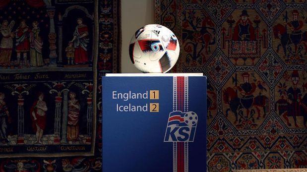 Islandia Inglaterra Eurocopa 2016