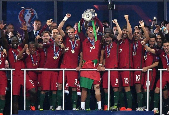 Portugal Eurocopa 2016 Francia Cristiano Ronaldo