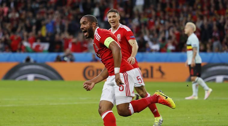 Gales Bélgica Eurocopa