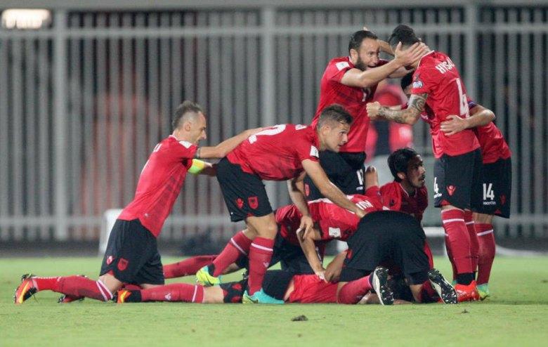 Albania Macedonia Europa Rusia 2018