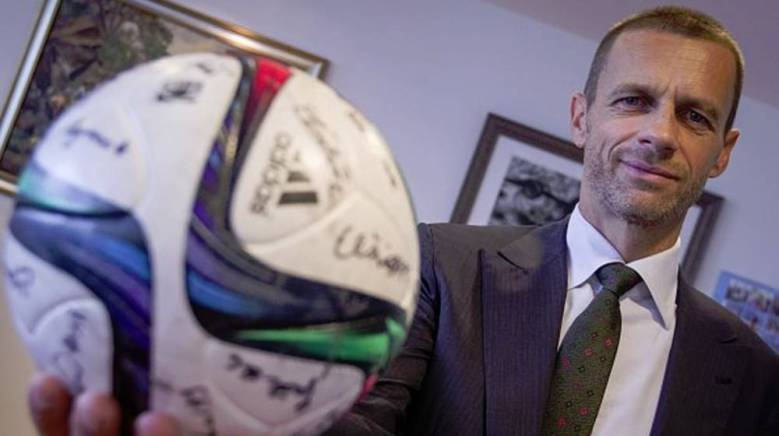 Aleksander Ceferin UEFA Europa