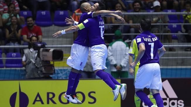 Brasil Mundial Futsal Colombia