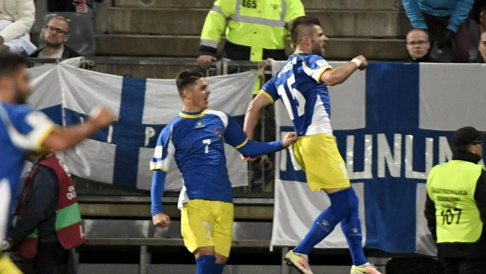 Kosovo Finlandia Europa Eliminatoria Rusia 2018