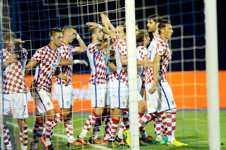 Croacia Turquía Europa Eliminatoria Rusia 2018