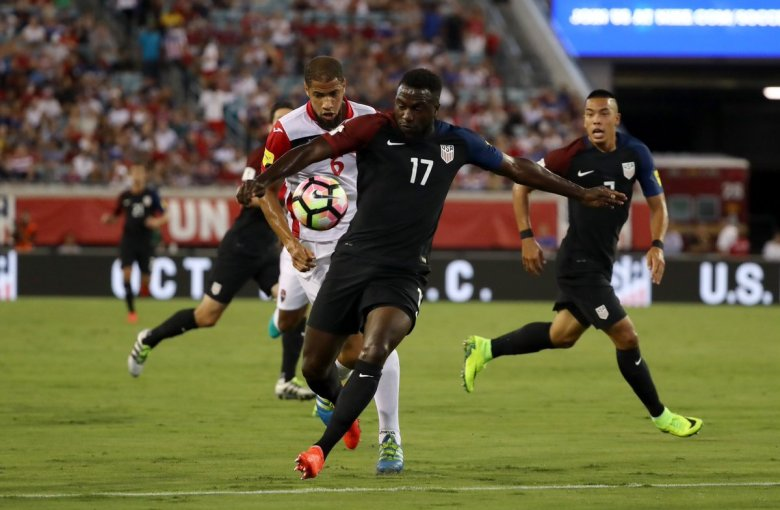 Estados Unidos Trinidad y Tobago Rusia 2018 Concacaf